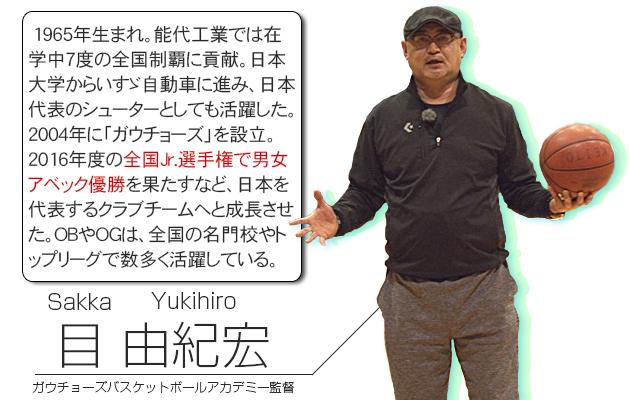 目由紀宏 プロフィール